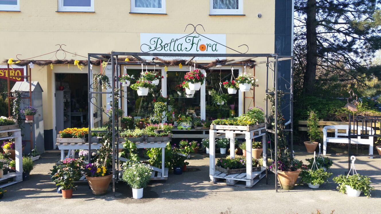 Ladengeschäft Bella Flora